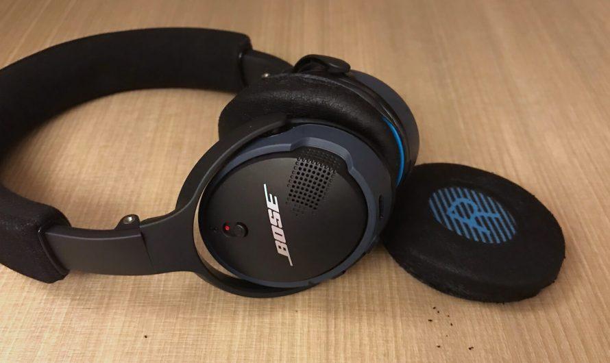換耳棉 Bose耳機重生
