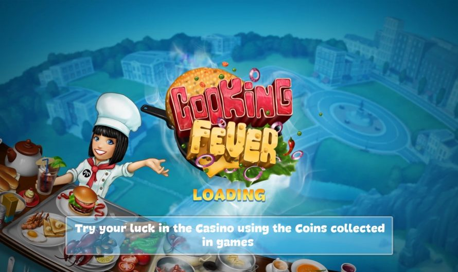 Cooking Fever 老虎機