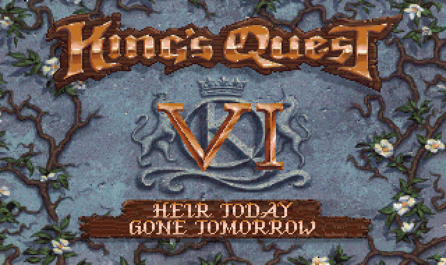 國王密使King's Quest 6攻略(二)