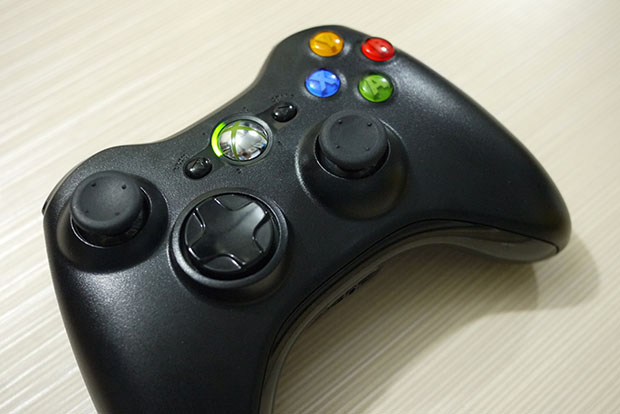 Mac 日記:用 Xbox 360 手掣玩模擬器